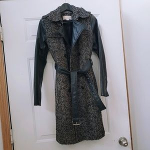 Michael Kors spliced jacket